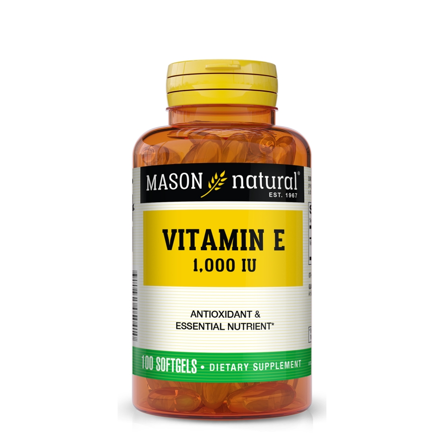 Vitamin E-1000IU/100 Softgels
